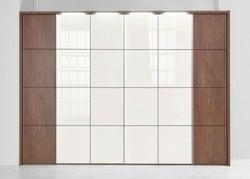 Nolte Marcato2.5 - Version 5 Wardrobe with 5 Horizontal Lattice Bar