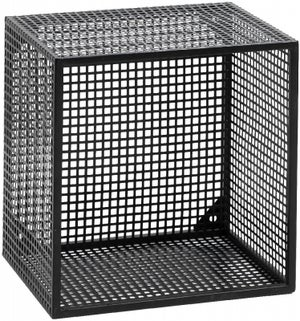 NORDAL Wire Black Small Bookcase