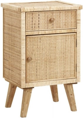 NORDAL Rata Small Bedside Cabinet