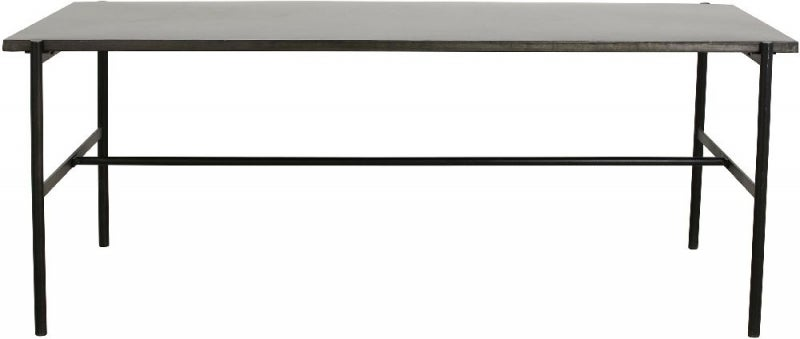 NORDAL Sesia Black Dining Table