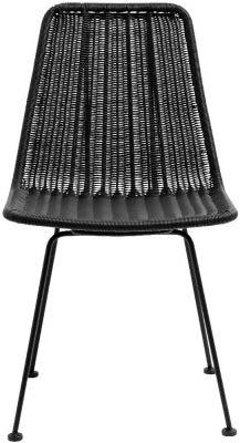 NORDAL Irony Black Garden Chair