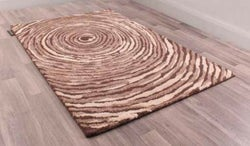 Unique Cyclone Handmade Wool Rug