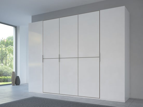 Rauch 20UP Front 1A Wardrobe with Matt White Front