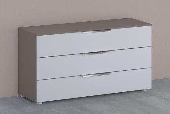 Rauch 20UP Cupboard with Matt White Front - H 64cm