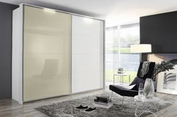 Rauch Xtend Sliding Wardrobe with Line-2 2 Colours