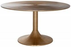 Dexter Aluminium Round Coffee Table