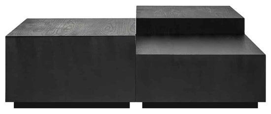 Tetrad Black Coffee Table (Set of 4)