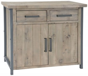 Rowico Lowry Industrial Small Sideboard