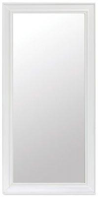 Rowico Lulworth White Rectangular Wall Mirror - 70cm x 140cm