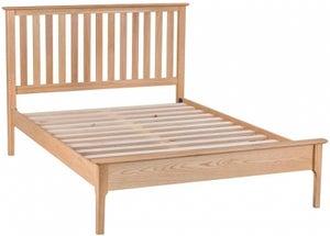 Appleby Oak Slatted Bed