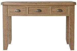 Hatton Oak Dressing Table