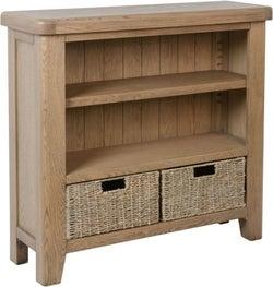 Hatton Oak Bookcase