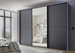 Staud Satino Linea Sliding Door Wardrobe - Version 2