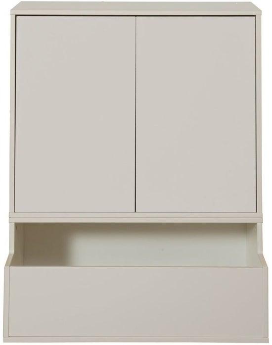 Stompa Storage Bundle B1 with 2 White Large Doors