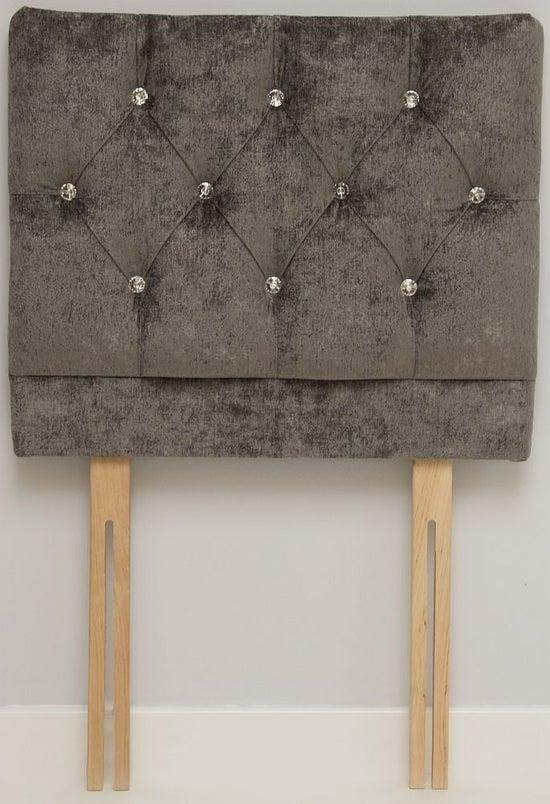 Stuart Jones Cloud Fabric Headboard