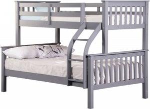 Sweet Dreams Connor Grey Bunk Bed