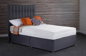 Sweet Dreams Hope Memory Platform Top Divan Bed Set