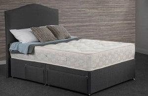 Sweet Dreams Ruben Ortho Orthopaedic Platform Top Divan Bed Set