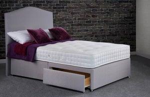 Sweet Dreams Antoinette 1000 Pocket Sprung Edge Divan Bed Set