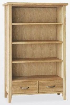 TCH Windsor Oak Bookcase