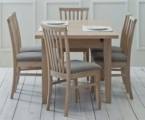 TCH Windsor Oak Small Extending Dining Table