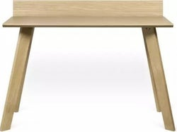 Temahome Loft Oak and White Writing Desk