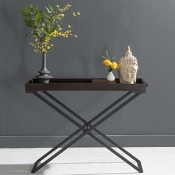 Jali Large Tray Table / Sheesham Wood