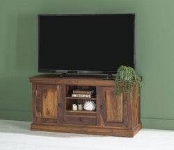 Ganga Sheesham Large Plasma TV Unit - 120cm