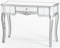 Tiffany French Mirrored Console Table