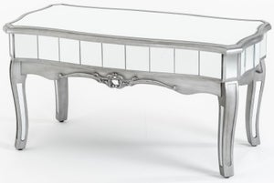 Tiffany French Mirrored Coffee Table