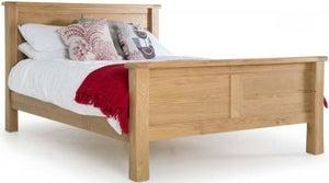 Vida Living Breeze Oak Bed