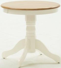 Vida Living Kinver 76cm Buttermilk Round Dining Table