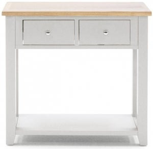 Vida Living Ferndale Grey Painted Console Table