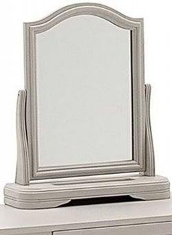 Vida Living Mabel Taupe Painted Vanity Mirror