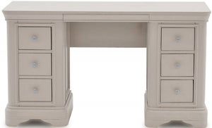 Vida Living Mabel Taupe Painted Dressing Table