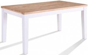 Vida Living Rona 150cm Grey Painted Dining Table