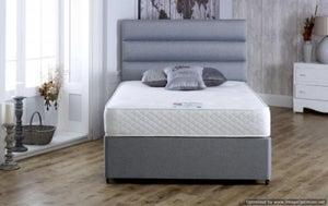 Vogue Classic Fabric Divan Bed Base