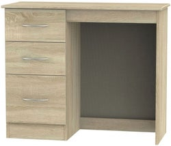 Avon Bardolino Single Pedestal Dressing Table