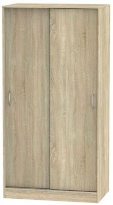 Avon Bardolino 2 Door Sliding Wardrobe