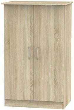 Avon Bardolino 2 Door Midi Wardrobe