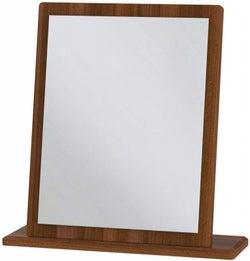 Avon Noche Walnut Small Mirror