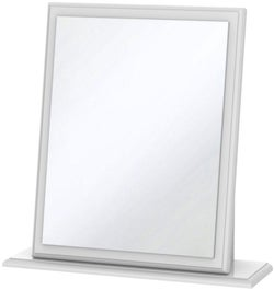 Balmoral White Small Mirror