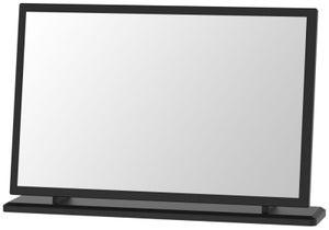 Camden Black Large Mirror