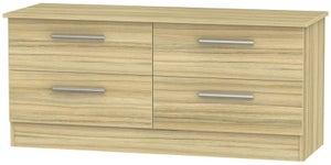 Contrast Cocobolo Bed Box