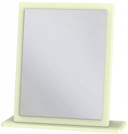 Knightsbridge Cream Small Mirror