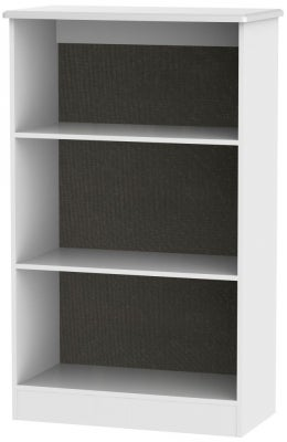 Knightsbridge White Bookcase
