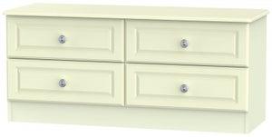 Pembroke Cream Bed Box