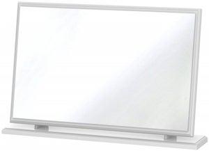 Pembroke White Large Mirror
