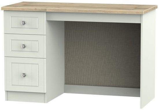 Rome Desk - Bordeaux Oak and Kaschmir Ash