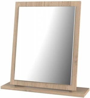 Sherwood Bordeaux Oak Small Mirror